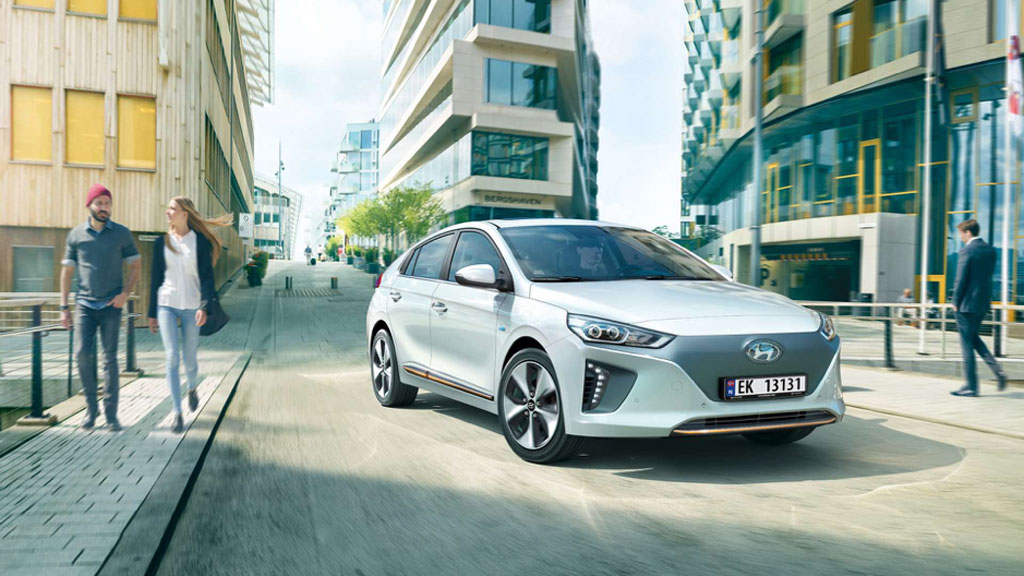 Hyundai Motors Norway<br>A new automotive era